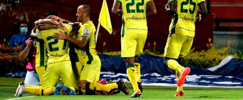 ¿Cómo va la liga de fútbol profesional Colombiano?