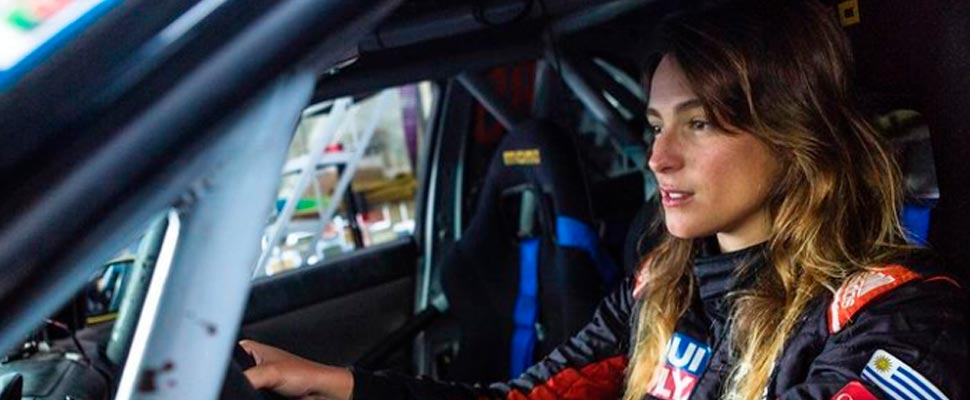 Best 5 Latina women in motorsports