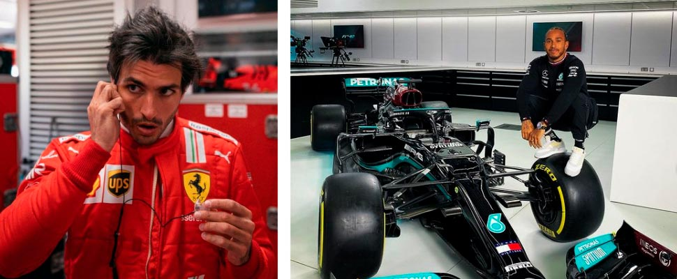 Top-5 Formula 1 drivers who earn the most money