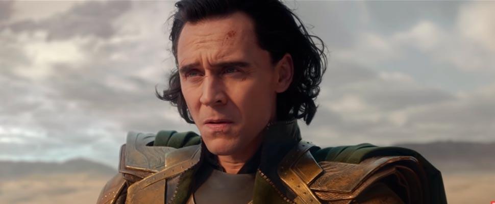 Still from the series 'Loki'