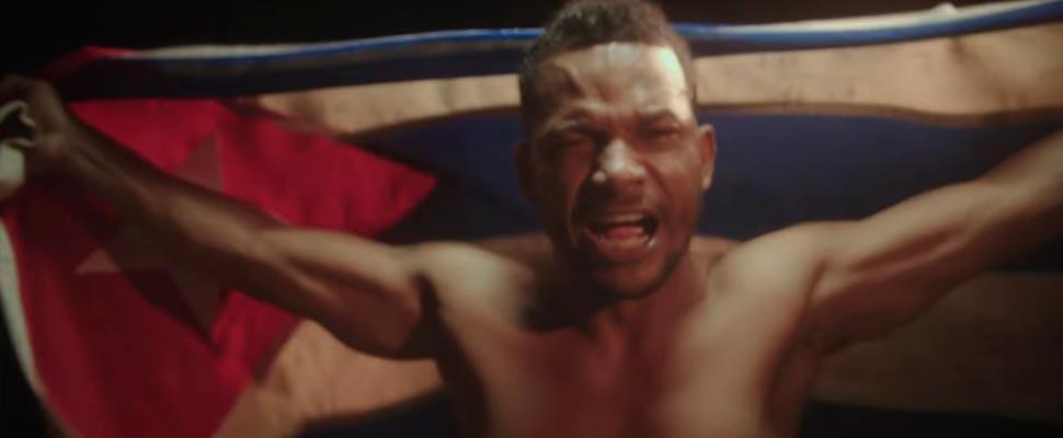 Fotograma del videoclip 'Patria y Vida' de 'Yotuel, Gente de Zona, Descemer Bueno, El Fonky y Maykel Osorbo