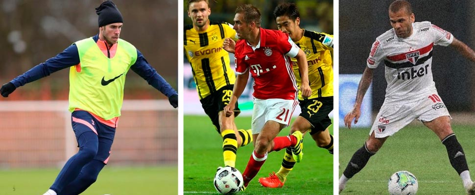Soccer players who stood out by changing positions