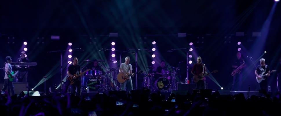 Image of G-Men in concert