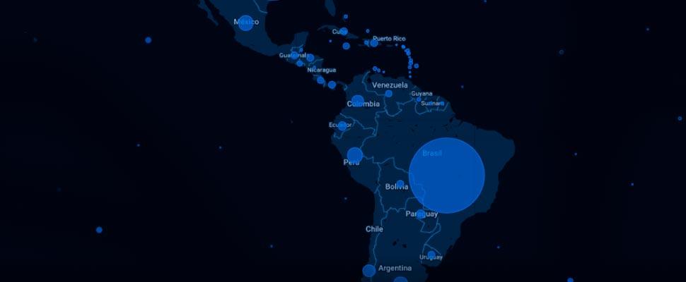 La realidad de Latinoamérica a un año de la declaración de pandemia