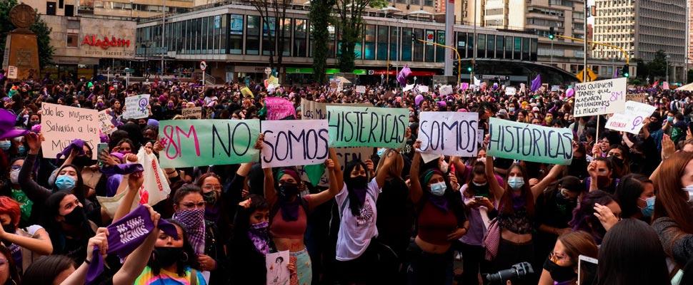 Mujeres se toman las calles de Latam y Lula vuelve a la política