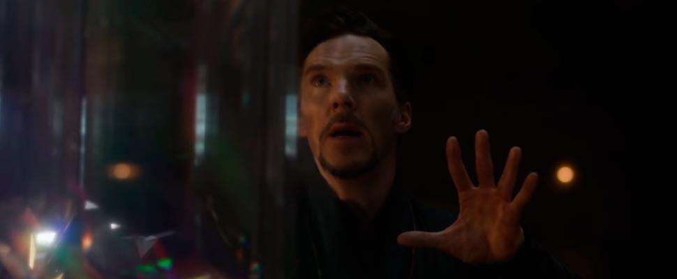 Still from the movie 'Doctor Strange'