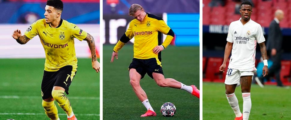 The 5 most promising young soccer players