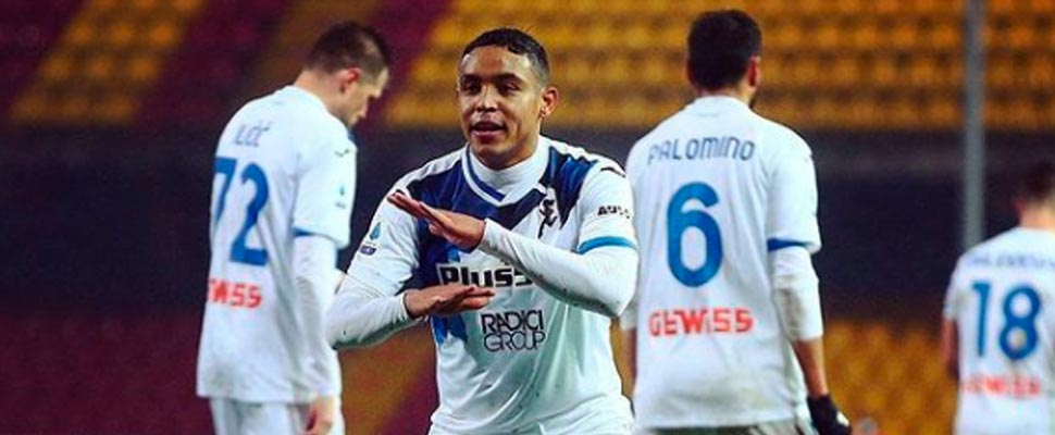 Luis Fernando Muriel: the Colombian star that shines in Europe