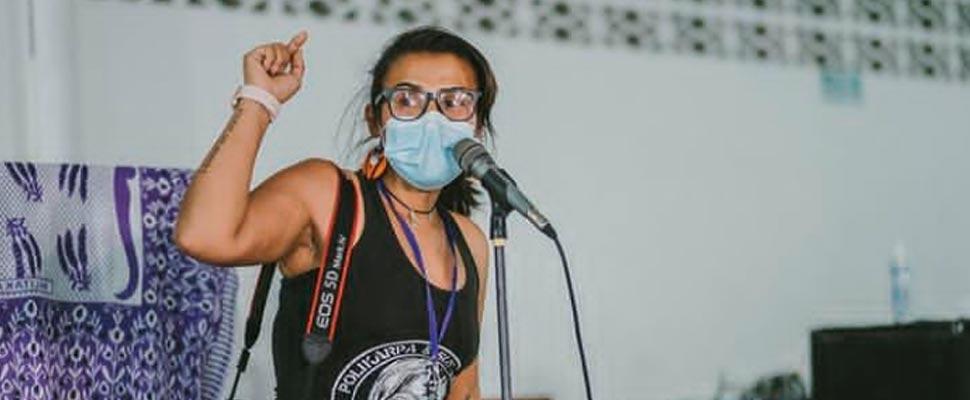 Alexa Rochi: a photographer and ex-combatant of the FARC guerrilla