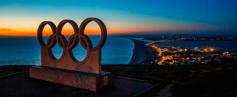 Símbolo de los Juegos Olímpicos