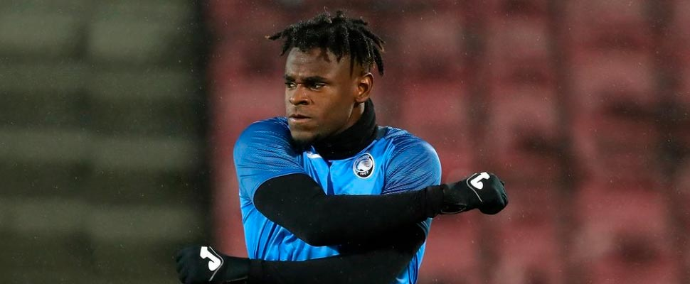 Who is Duván Zapata?