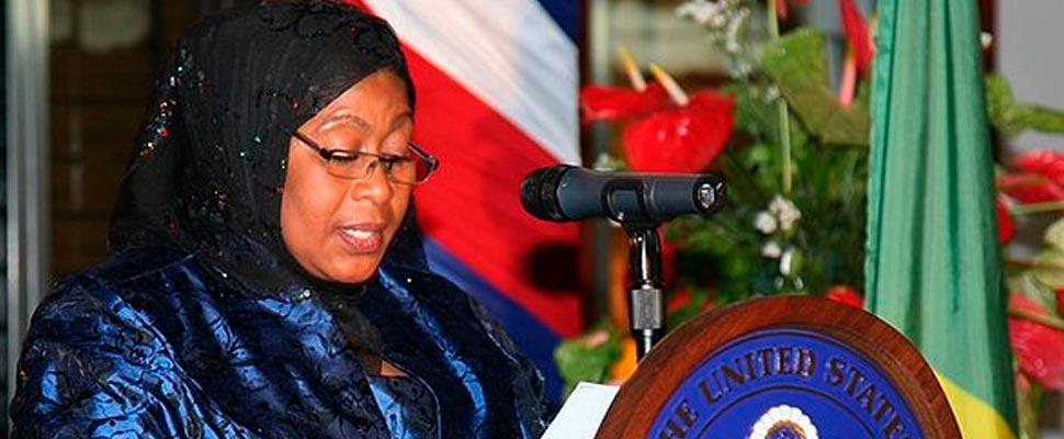 Samia Hassan, the New Era of Tanzania