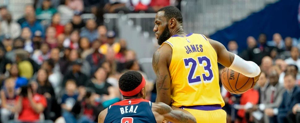 Opinion: The Lakers have nothing to do without Lebron James