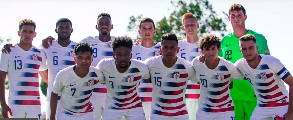 Selección de fútbol de Estados Unidos