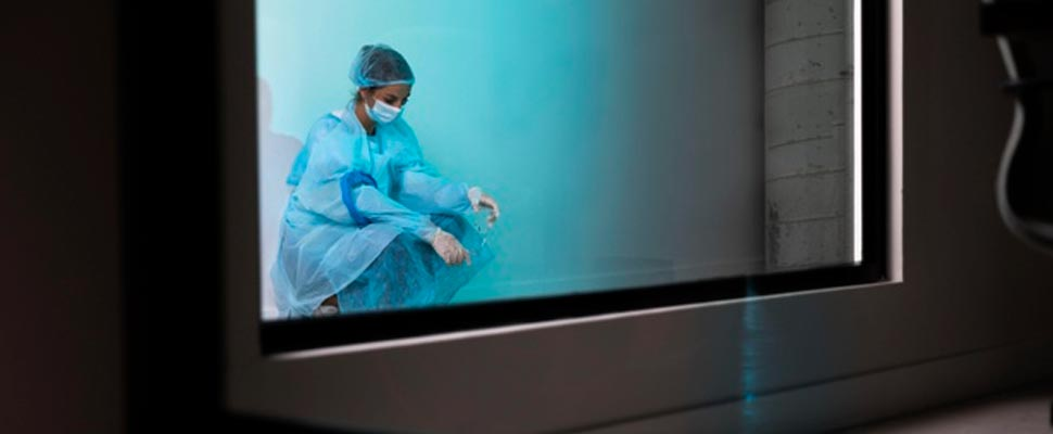 Coronavirus: tercera causa de muerte en 2020