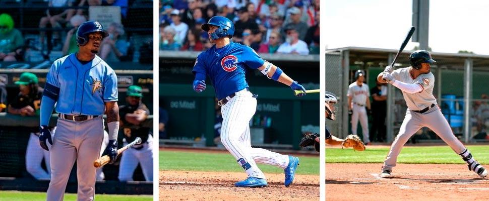 Prospectos latinos a tomar en cuenta en las Grandes Ligas