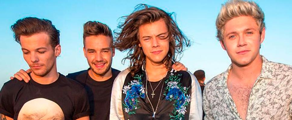 Musical group 'One Direction'