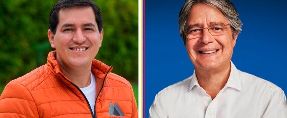 Elecciones en Ecuador: Arauz y Lasso se enfrentan por la presidencia