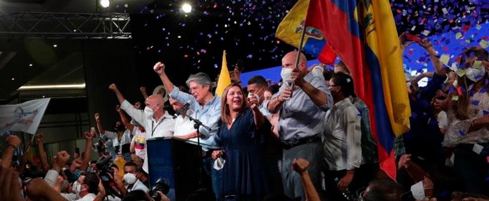 Los motivos por los que Guillermo Lasso ganó la elecciones presidenciales en Ecuador