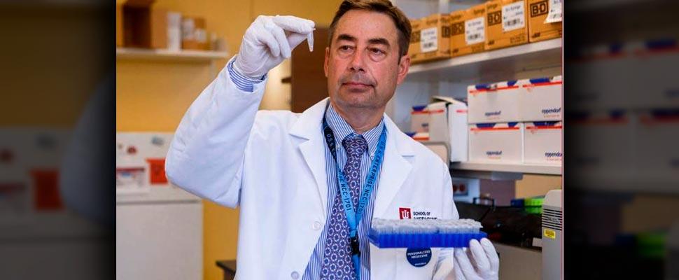 IU School of Medicine researchers develop blood test for depression, bipolar disorder