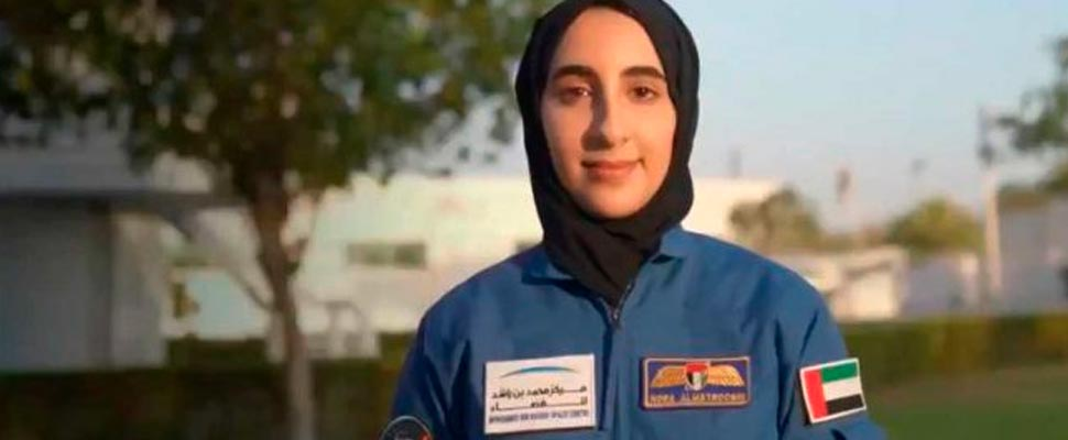 First Arab Woman as Part of the Astronaut Team