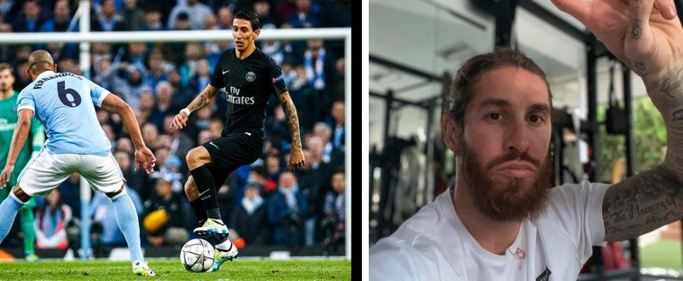 PSG a semfinales de Champions, Sergio Ramos enfermo y otras noticias deportivas