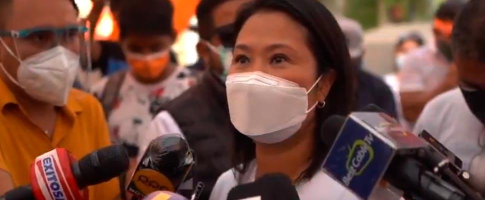 La tendencia que podría favorecer a Keiko Fujimori