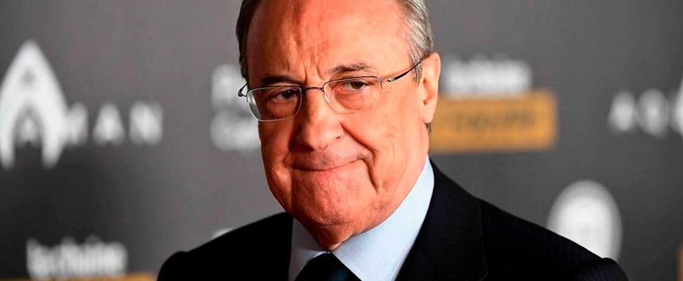 Who is Florentino Peréz? the man behind the Super League
