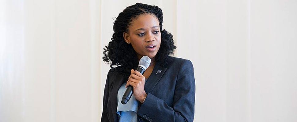 Bogolo Joy Kenewendo, the Youngest Minister in Botswana