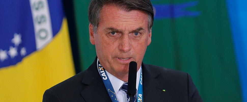Las falsas promesas de Bolsonaro al medio ambiente y más noticias ambientales