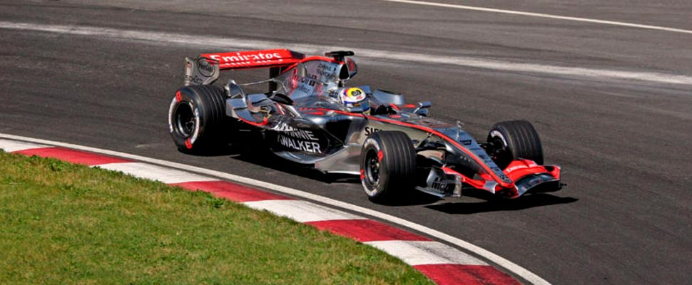 Juan Pablo Montoya drove for McLaren in 2006