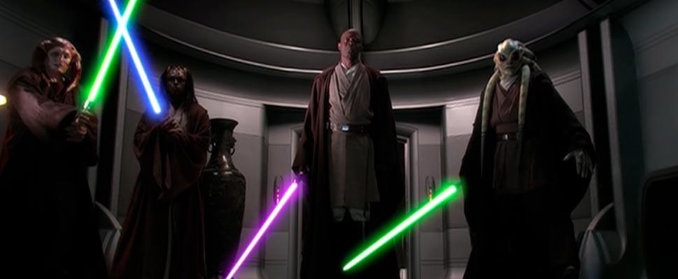 Fotograma de la película 'Star Wars Episode III: Revenge of the Sith'