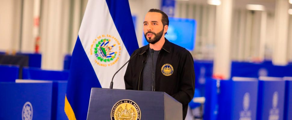 3 keys to understanding the infamy of Nayib Bukele
