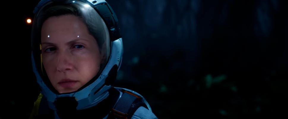 Fotograma de tráiler del videojuego 'Returnal'