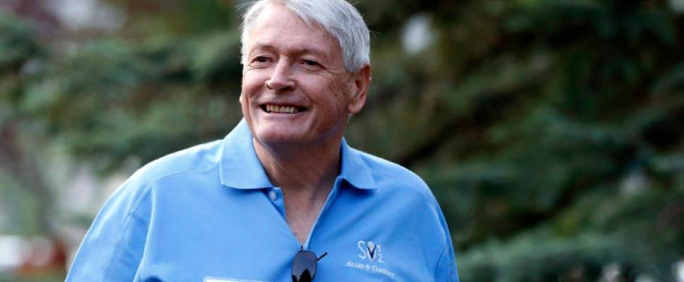 ¿Quién es John C Malone, el multimillonario dueño de la Fórmula 1?