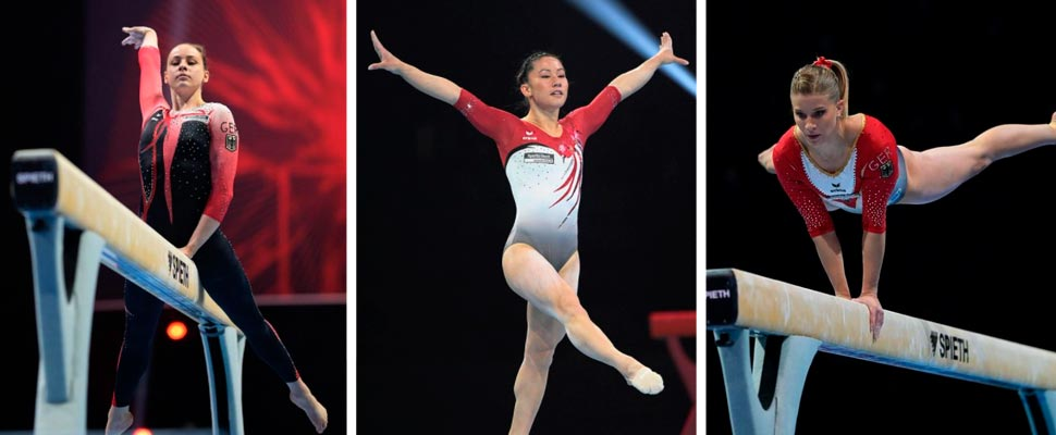 The Reason Why Gymnasts Decide To Modify Their Competition Outfits