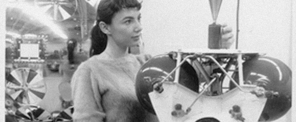 The Story of the Female Engineer Behind Apollo 13