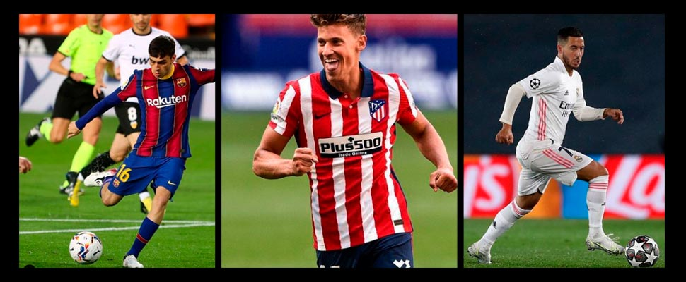 The most revalued and devalued footballers of 2021