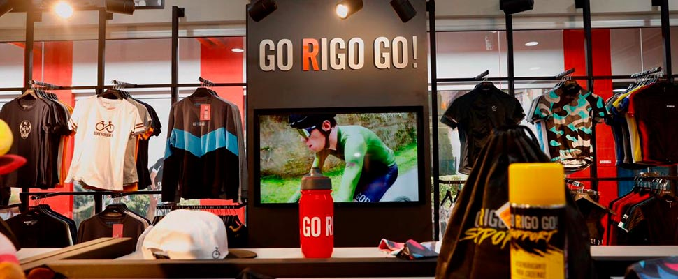 Foto de la tienda 'Go Rigo Go' de Rigoberto Urán
