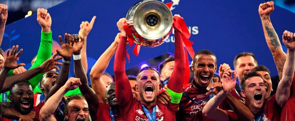 Las mejores finales de UEFA Champions League entre clubes del mismo país