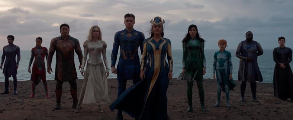 Fotograma de la serie 'Eternals'