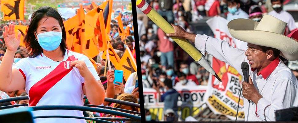 Perú: ¿Fujimorismo vs Socialismo del Siglo XXI?