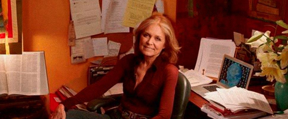 Gloria Steinem 2021 Princess of Asturias Award for Humanities