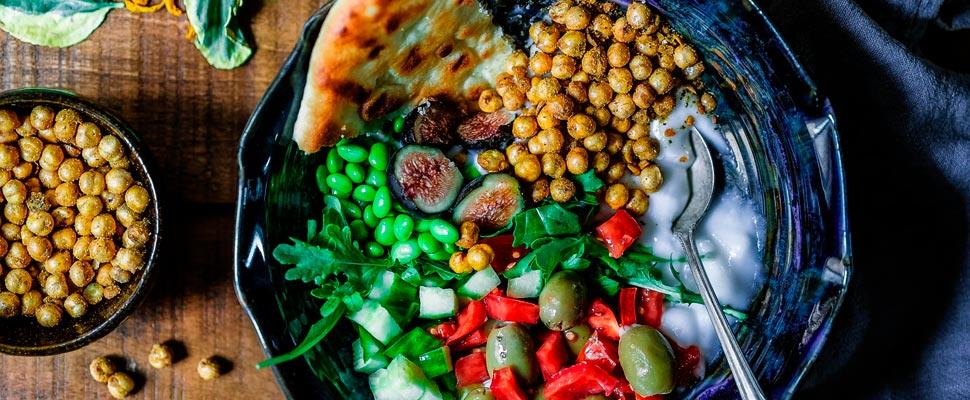 Meatless Monday: 3 recetas veganas para ayudar a salvar el planeta