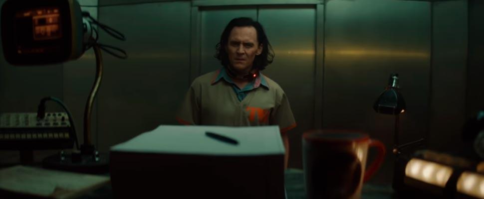 Fotograma de la serie 'Loki'