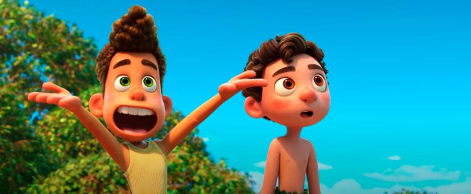 Fotograma de la película 'Luca'