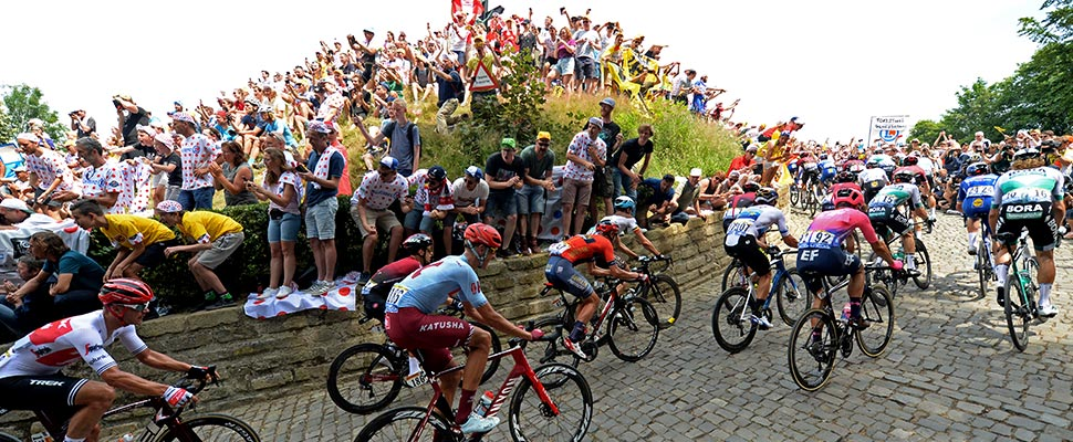 What Latin Cyclists Could Surprise Us in the Tour de France?