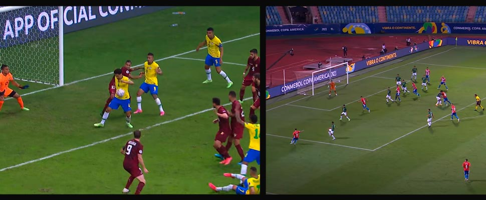 Copa América: Los mejores y peores de la primera ronda