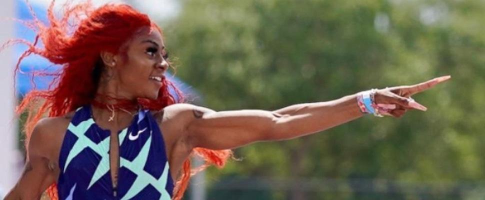 The Reason Behind Sha'Carri Richardson's Orange Hair at the Olympic Trials