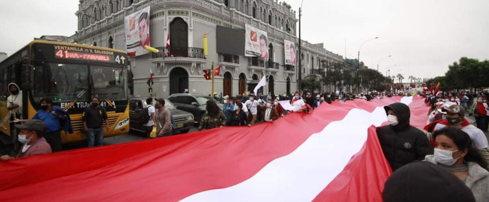 Peru may have a new president, but it will continue in crisis